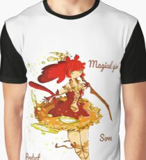 Magical Girl Graphic T-Shirt