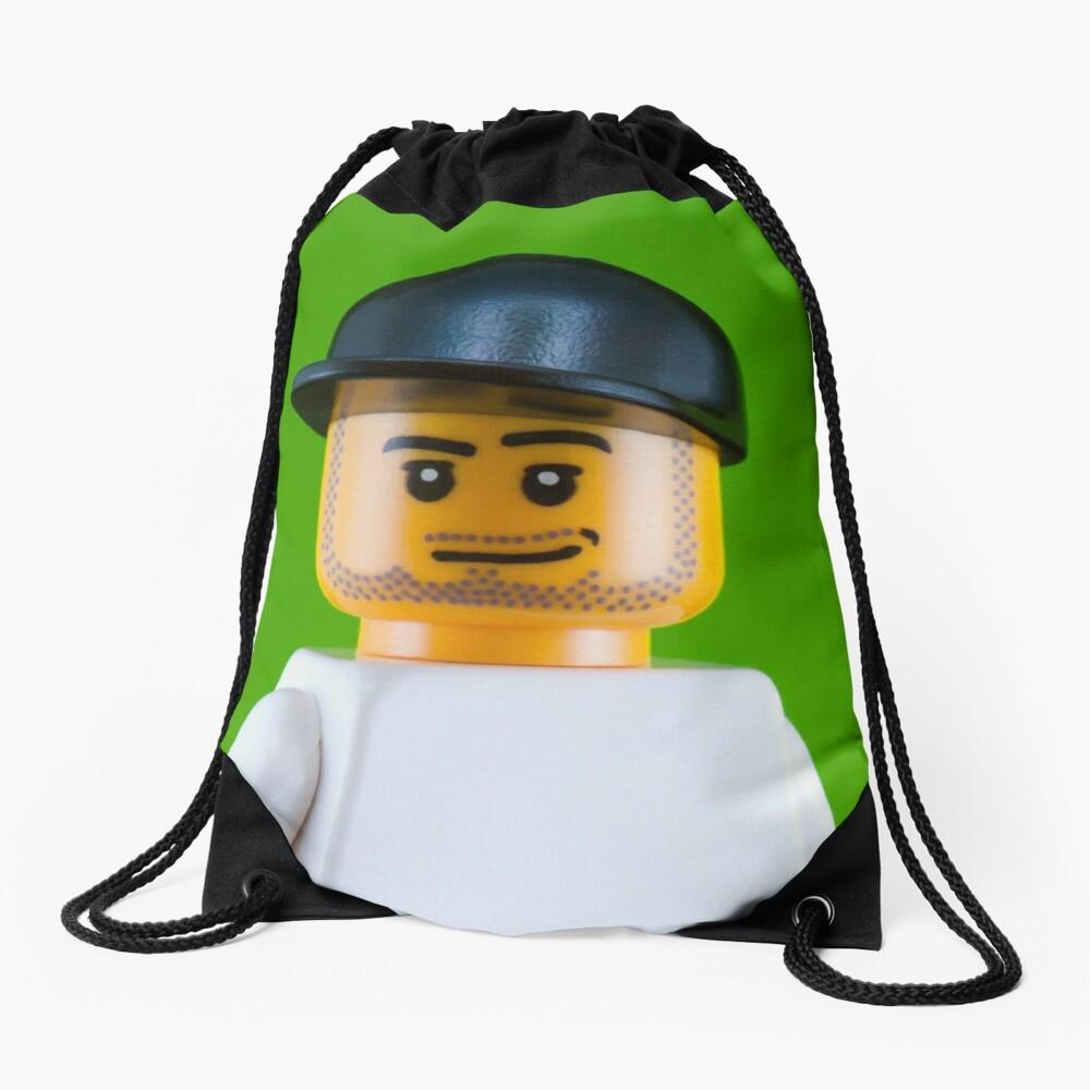 Mark Cavendish Portrait Drawstring Bag
