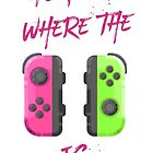 Home is where the Switch is | Videogames by James Battershill