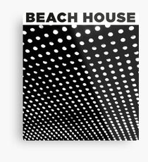 beach house bloom Metal Print