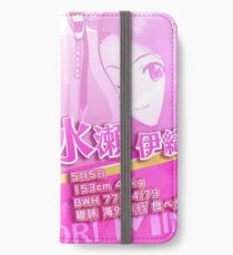 Iori_TopClover iPhone Wallet/Case/Skin
