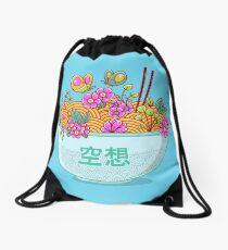 Ramen Fantasy Drawstring Bag