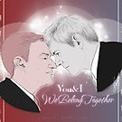 Mystrade - You and I by Clarice82