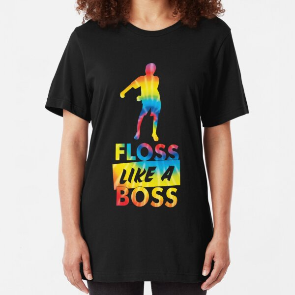Unifloss Mens T-Shirt Gift Present Flossing Dance Fad Funny Meme x13 Colours