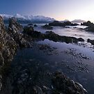 KAIKOURA, DAWN by Michael Treloar