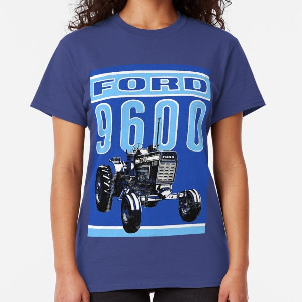 Tractor Ford 9600 Top Pulling Power Classic T-Shirt