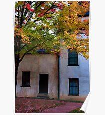 Autumn Solitude Poster