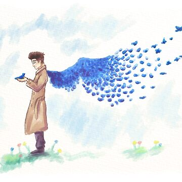 Bluebird by CaseiSolus
