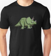 Trike - triceratops Unisex T-Shirt