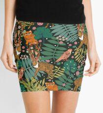 Deer Forest Mini Skirt