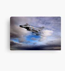 Royal Air Force F4 Phantom Canvas Print