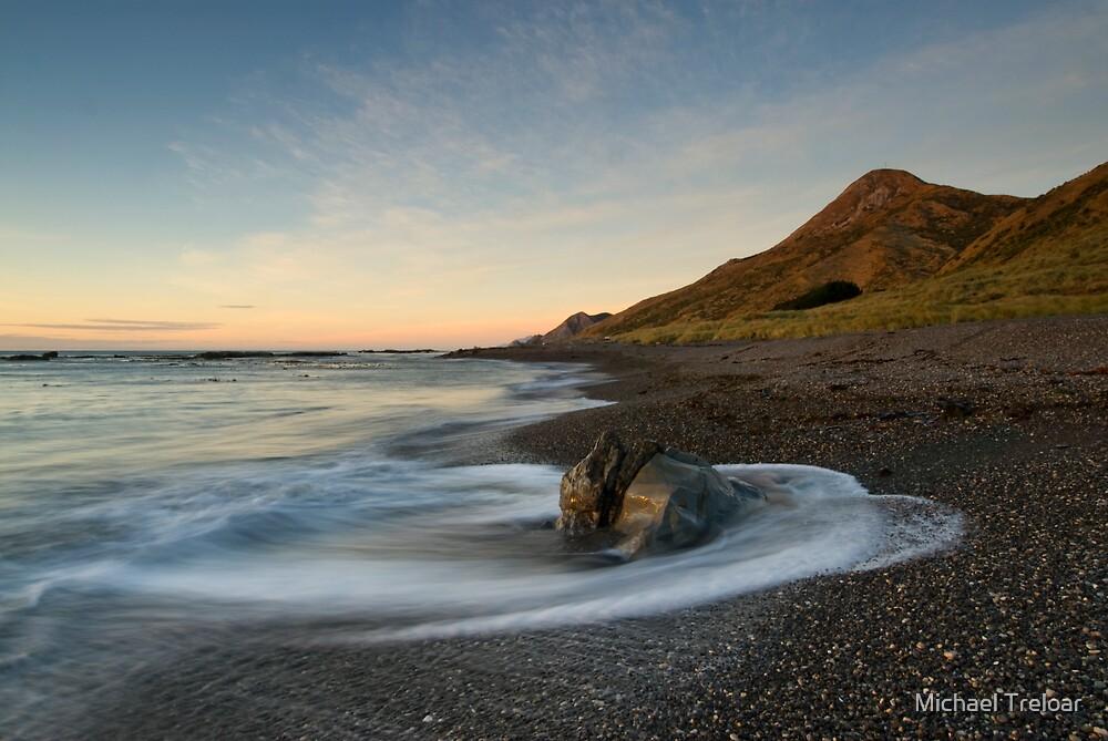 Ward Beach by Michael Treloar