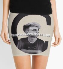 Corbyn Matthew Besson Mini Skirt