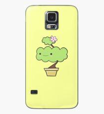 Funda/vinilo para Samsung Galaxy Happy Little Bonsai Tree