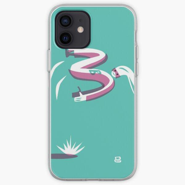 Super B (f) iPhone Soft Case