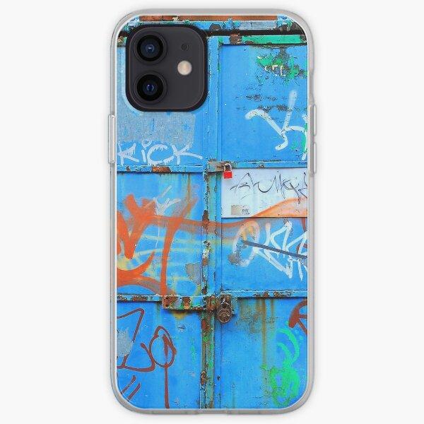 Alley Graffiti iPhone Soft Case