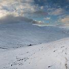 Glenshee panorama by wildlifephoto