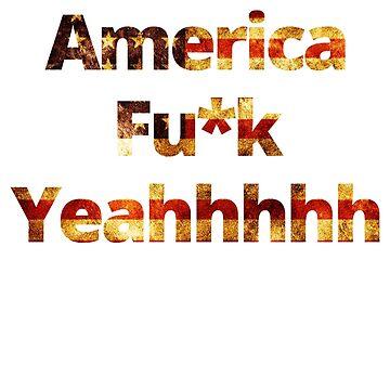 USA USA USA  by jackthewebber
