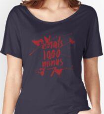 1000-7 Women's Relaxed Fit T-Shirt