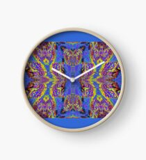 Ancient Butterfly 2 Clock