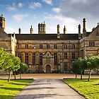 Batsford House by Viv Thompson