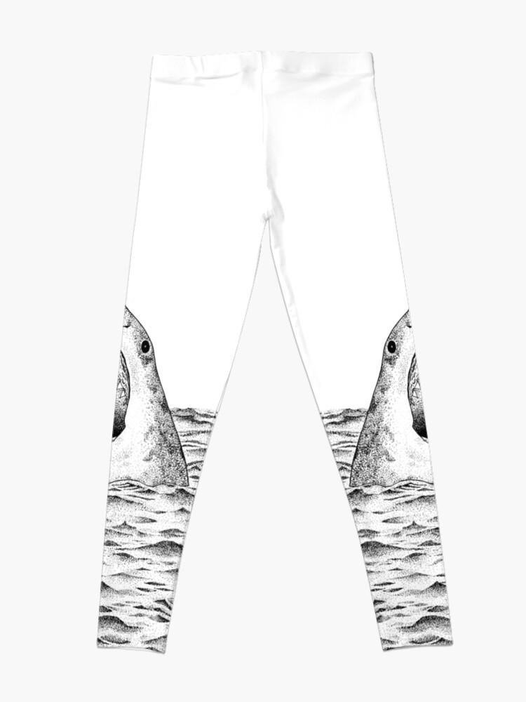 Alternate view of Shark Leggings