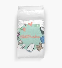 CHILDFREEDOM Duvet Cover