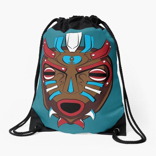 Wilderling Mask Drawstring Bag