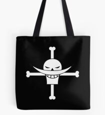 White Back Logo T-Shirt Tote Bag
