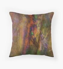 The Tantric Series... INN-side Her Passion 11:11 Throw Pillow