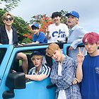 «BTS Summer 2018 (Póster grupal)» de KpopTokens