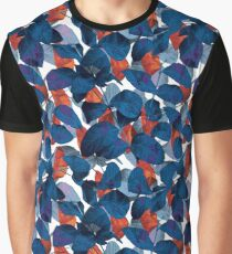 Pretty Leaf Pattern 4 Graphic T-Shirt