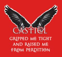 Castiel Gripped Me Tight
