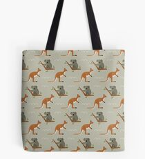 Outback adventures Tote Bag