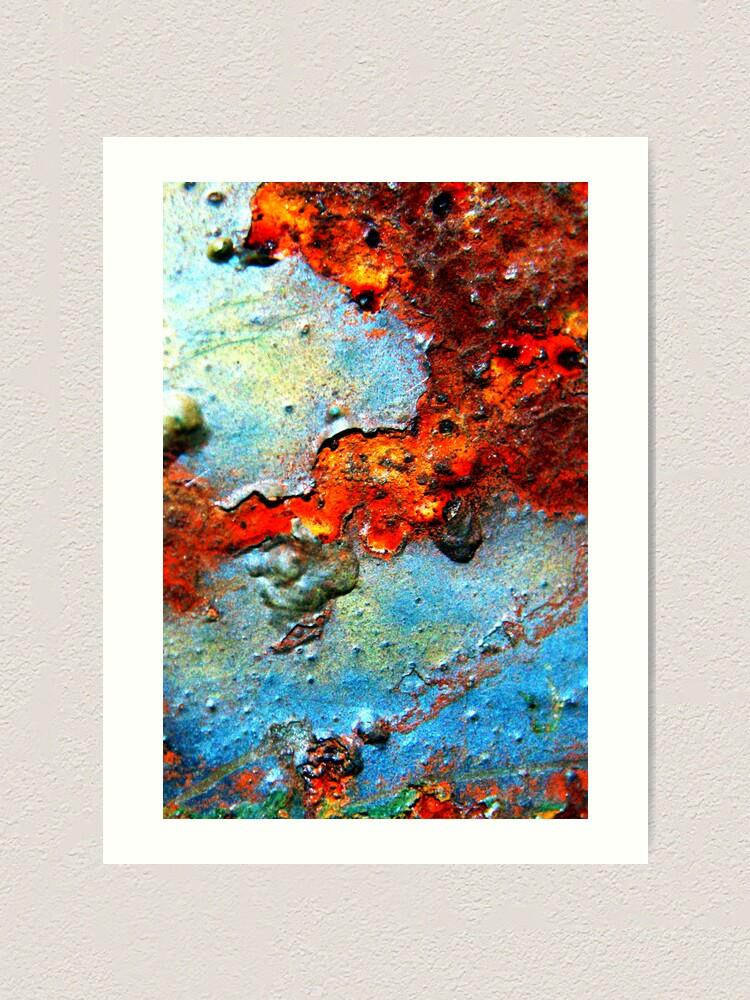 Alternate view of Rust Never Sleeps Art Print