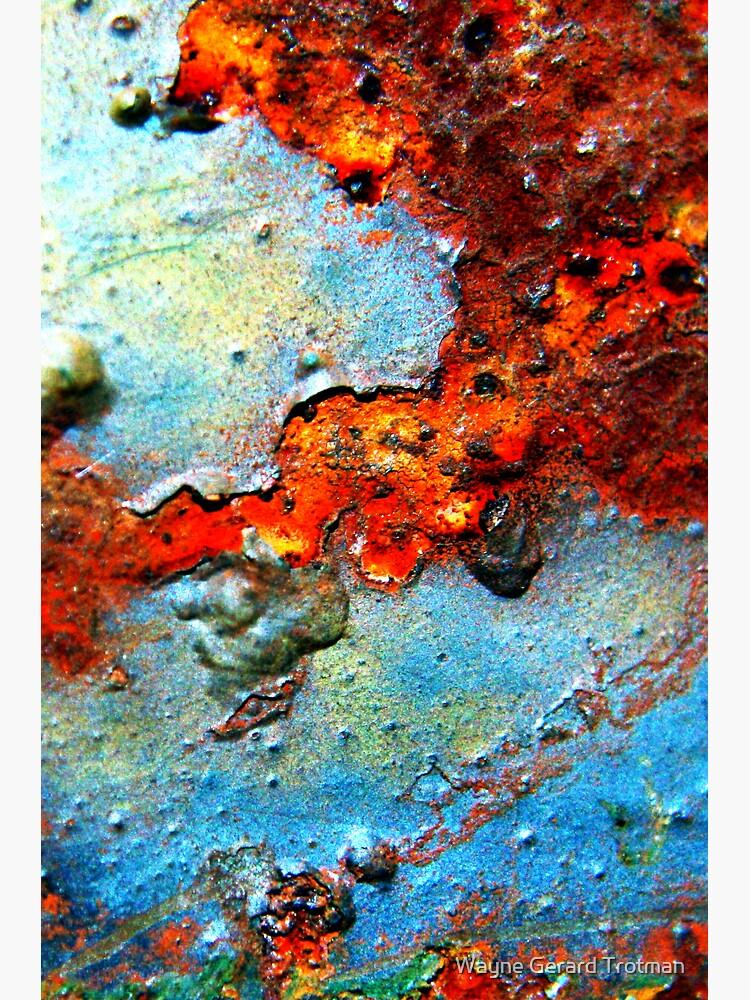 Rust Never Sleeps by redmoondragon