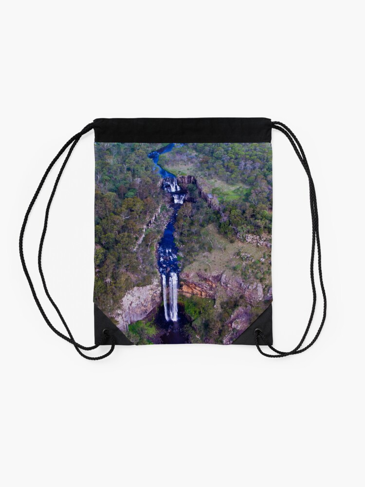 Alternate view of Ebor Falls Drawstring Bag