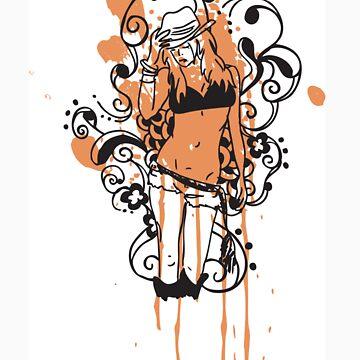 Orange AJ by Victim