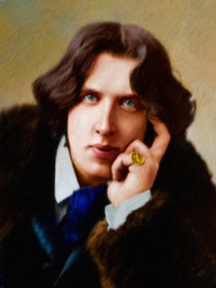 Oscar Wilde, Literary Legend by SerpentFilms