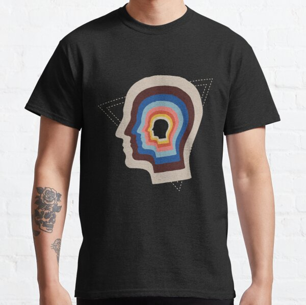 Tame Impala- Going Backwards T-shirt classique