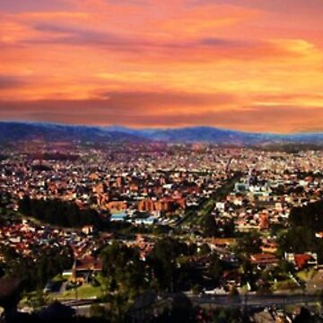 Cuenca, Ecuador - Panorama V by alabca