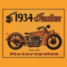 Indian Motorcycles by Trousers316