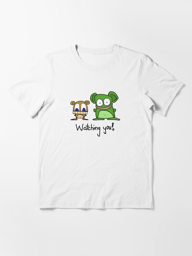 Alternate view of Watching You Essential T-Shirt