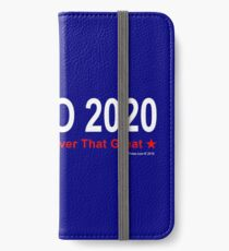 America Was Never That Great - Cuomo 2020 iPhone Wallet/Case/Skin