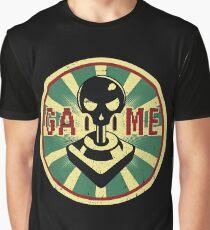 Video games propaganda Graphic T-Shirt