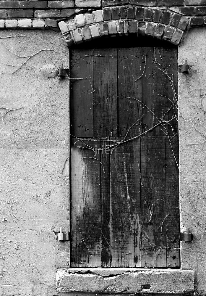 Door with Ivy by jrier