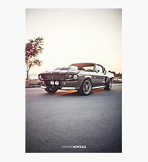 Shelby GT500 ≠ *Eleanor* Photographic Print