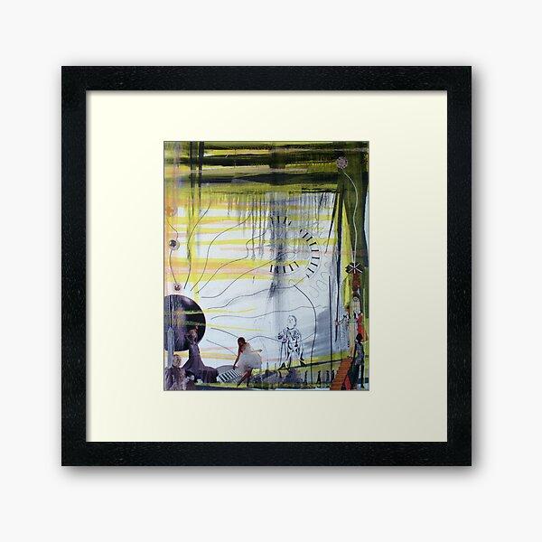 Patientia Framed Art Print