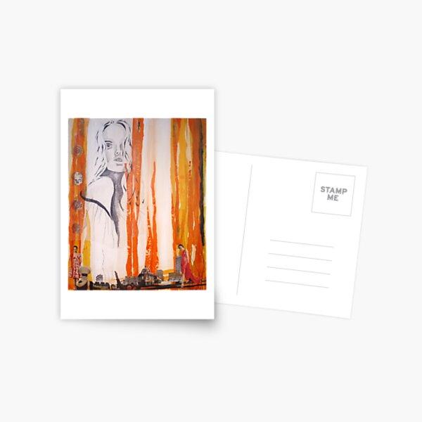 Prudentia Postcard
