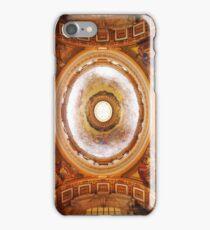 Beautiful ceiling mural iPhone Case/Skin